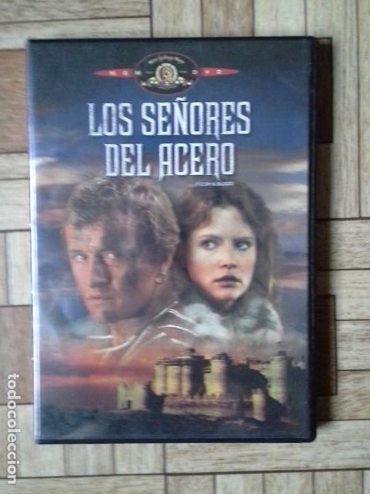 LOS SEÑORES DEL ACERO - DIR. PAUL VERHOEVEN (Cine - Películas - DVD)