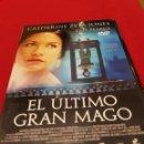 Cine: EL ÚLTIMO GRAN MAGO. DVD. Lote 131751898