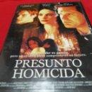 Cine: PRESUNTO HOMICIDA. DVD. Lote 131753358