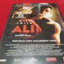 Cine: ALI. DVD. WILL SMITH.. Lote 131753586