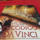 Cine: EL CODIGO DA VINCI. 2 DVD. TOM HANKS.. Lote 131753918