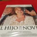 Cine: EL HIJO DE LA NOVIA. DVD. SIN ABRIR.. Lote 131754058
