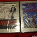 Cine: LOTE 2 DVD. OMAGH Y EN TIERRA DE NADIE. SIN ABRIR.. Lote 131755517