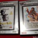 Cine: LOTE 2 DVD. RECUERDA Y LOS DIENTES DEL DIABLO.. Lote 131755647