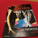 Cine: DVD LOLA FLORES, LA FARAONA.. Lote 131756541