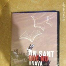 Cine: UN SANT QUE NO ANAVA A MISSA, GUILLEM CIFRE DE COLONYA ABANS COLL (DVD PRECINTADO). Lote 131958081