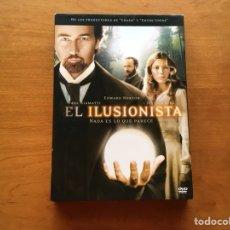 Cine: DVD - EL ILUSIONISTA. Lote 131976313