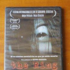 Cine: THE RING (EL CIRCULO) (JAPON) (DVD PRECINTADO). Lote 131991638