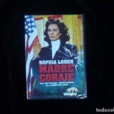 Cine: MADRE CORAJE SOPHIA LOREN - DVD NUEVO PRECINTADO. Lote 132015482