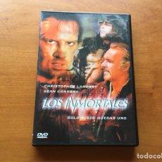Cine: DVD - LOS INMORTALES. Lote 132028853