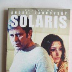 Cine: DVD CINE RUSO SOLARIS ANDREI TARKOVSKI EDICION ESPECIAL 2 DVDS. Lote 132074314