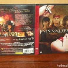 Cinéma: JOVENES OCULTOS 3 (SED DE SANGRE) - COREY FELDMAN -DIRIGIDA POR DARIO PIANA - DVD. Lote 132097418