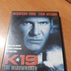 Cine: ( S 2 ) K19 - DVD SEGUNDAMANO. Lote 132103241