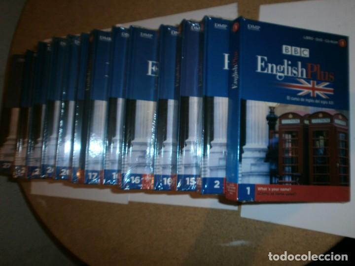 Cine: INGLES BBC 14 TOMOS LIBROS Y DVD - Foto 2 - 132162418