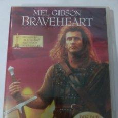 Cine: BRAVEHEART -DVD- EDICIÓN COLECCIONISTAS DOS DISCOS. Lote 132256942
