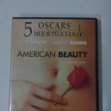 Cine: AMERICAN BEAUTY -DVD-. Lote 132258814