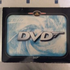 Cine: JAMES BOND CAJA METALICA 20 DVD. Lote 132306351