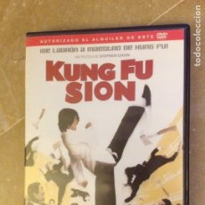 Cine: KUNG FU SION (DVD). Lote 132345422