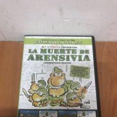 Cine: HISTORIAS DE LA PUTA MILI - LA MUERTE DE ARENSIVIA - DVD EL JUEVES. Lote 132397261