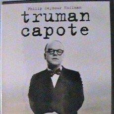 Cine: DVD TRUMAN CAPOTE.( BASADA EN EL BEST SELLER A SANGRE FRÍA.). Lote 132400194