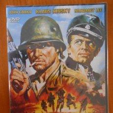 Cine: DVD 5 PARA EL INFIERNO - FRANK KRAMER, KLAUS KINSKY - NUEVA, PRECINTADA (DW). Lote 132419554