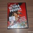 Cine: LA ULTIMA PRUEBA DVD DE FRED ZINNEMANN VAN HEFLIN AVA GARDNER NUEVA PRECINTADA. Lote 164978410
