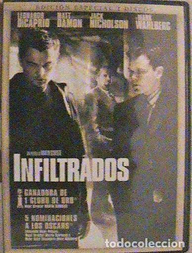 INFILTRADOS (EDICIÓN ESPECIAL 2 DVDS) (Cine - Películas - DVD)