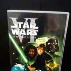 Cine: STAR WARS - VI - EL RETORNO DE EL JEDI - DVD. Lote 132549283