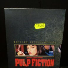Cine: PULP FICTION DVD. Lote 132552502
