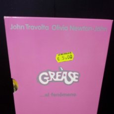 Cine: GREASE DVD. Lote 132581269