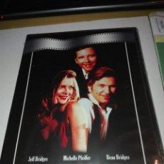 Cine: LOS FABULOSOS BAKER BOYS. JEFF BRIDGES. DVD. PRECINTADA.. Lote 132689583