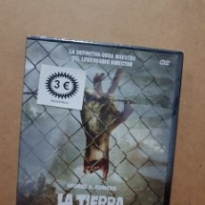 Cine: ( EMON ) LA TIERRA DE LOS MUERTOS VIVIENTES - DVD NUEVO PRECINTADO. Lote 132696481