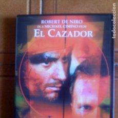Cine: CLASICO DESCATALOGADO EL CAZADOR DE ROBERT DE NIRO EN DVD. Lote 132792206