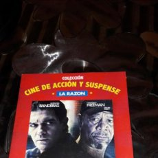 Cine: DVD THE CODE - MIMI LEDER (PRECINTADA). Lote 132821034