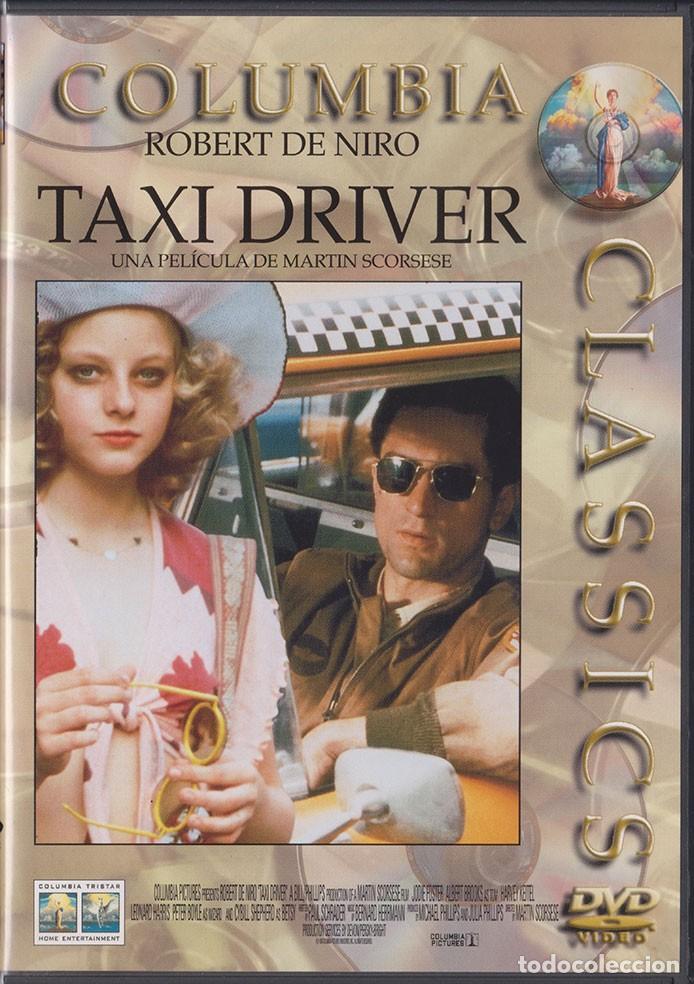 TAXI DRIVER (MARTIN SCORSESE) - DVD (Cine - Películas - DVD)