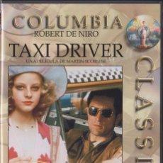 Cine: TAXI DRIVER (MARTIN SCORSESE) - DVD. Lote 132954994