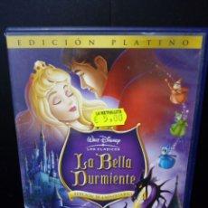 Cine: LA BELLA DURMIENTE DVD. Lote 133084759
