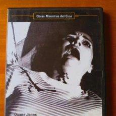 Cine: LA NOCHE DE LOS MUERTOS VIVIENTES (DVD). Lote 133103418