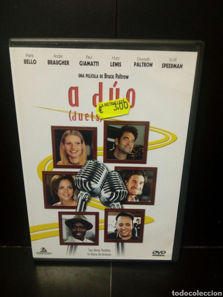 A DÚO DVD (Cine - Películas - DVD)