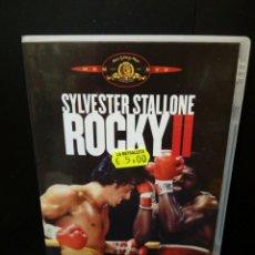Cine: ROCKY 2 DVD. Lote 133236195
