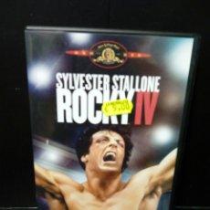 Cine: ROCKY 4 DVD. Lote 133237077