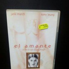 Cine: EL AMANTE DVD. Lote 133297849