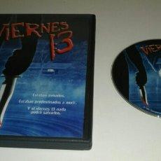 Cine: VIERNES 13. Lote 133333259