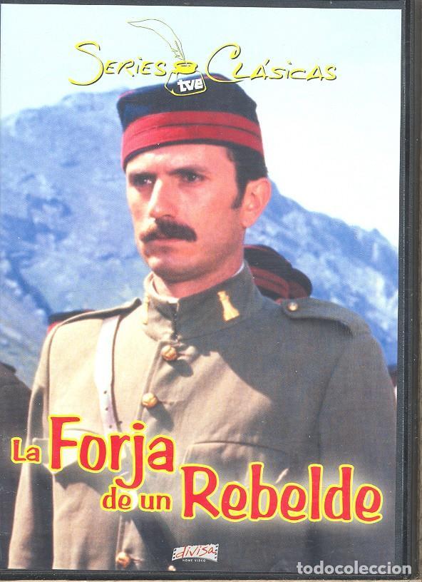LA FORJA DE UN REBELDE DVD (6- DVD)...LA COLOSAL RECONSTRUCCIÓN DE UNA ÉPOCA INOLVIDABLE (VER FOTOS) (Cine - Películas - DVD)