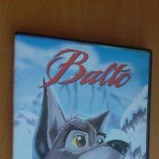 Cine: CINE DVD PELICULA DIBUJOS ANIMADOS BALTO EL PERRO ESQUIMAL. Lote 133451970
