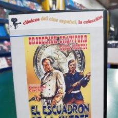 Cine: ( S 26 ) EL ESCUADRÓN DE LA MUERTE CON BRODERICK CRAWFORD - DVD SEGUNDAMANO. Lote 133473635