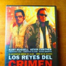 Cine: LOS REYES DEL CRIMEN (DVD PRECINTADO). Lote 133545266