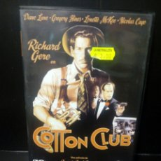 Cine: COTTON CLUB DVD. Lote 133656058
