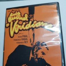 Cine: DVD ORIGINAL *VIRIDIANA*. Lote 133656846