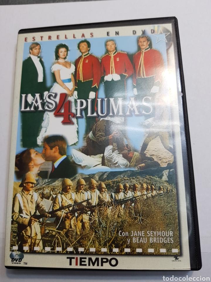 DVD ORIGINAL *LAS 4 PLUMAS* (Cine - Películas - DVD)